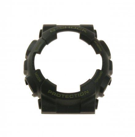 Bezel 10527397 do Casio GA-100L-1 czarny matowy