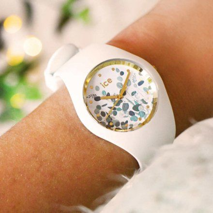 Ice-Watch 017581 - Zegarek Ice Flower Medium IW017581