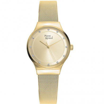 Pierre Ricaud P22038.1141Q Zegarek - Niemiecka Jakość