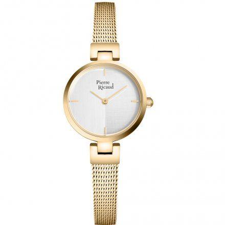Pierre Ricaud P22104.1113Q Zegarek - Niemiecka Jakość