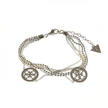 Biżuteria Guess damska bransoletki UBS79060