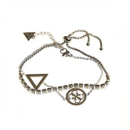Biżuteria Guess damska bransoletki UBS79064