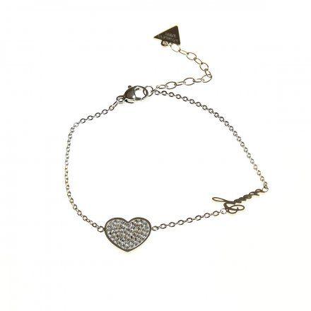Biżuteria Guess damska bransoletki UBS79069