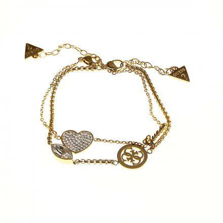 Biżuteria Guess damska bransoletki UBS79071