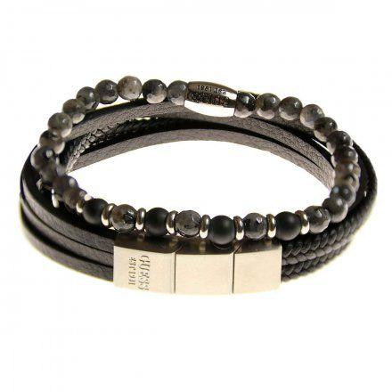 Biżuteria Guess męskie bransoletki UMS80023