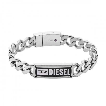 Biżuteria Diesel - Bransoleta DX1243040