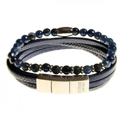 Biżuteria Guess męskie bransoletki UMS80029