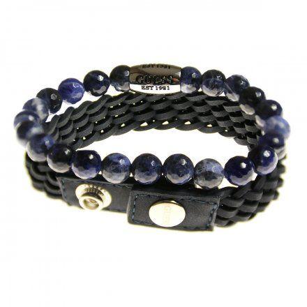 Biżuteria Guess męskie bransoletki UMS80045