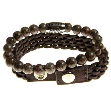 Biżuteria Guess męskie bransoletki UMS80047