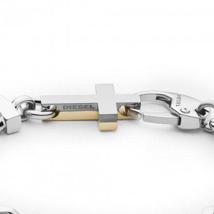 Biżuteria Diesel - Bransoleta DX1251040