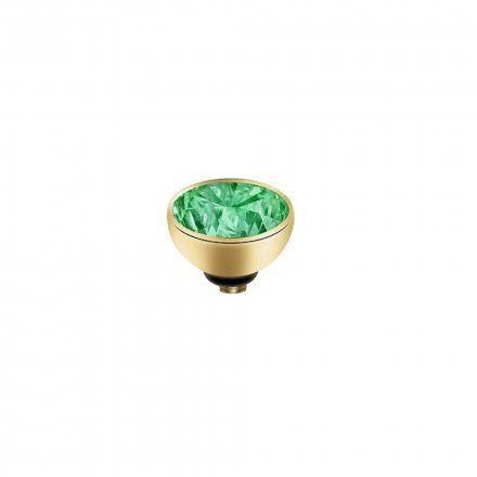 Element wymienny Meddy Melano Twisted M01SR Okrągły Złoty Mint