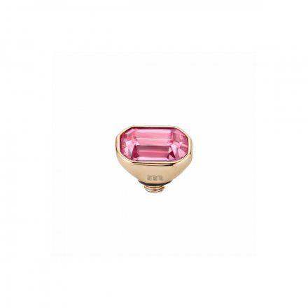 Element wymienny Meddy Melano Twisted TM44 Pillow Mini Różowe złoto Rose