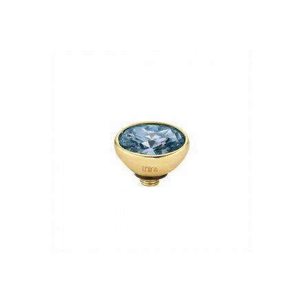 Element wymienny Meddy Melano Twisted TM45 Oval Mini Złoty Midnight