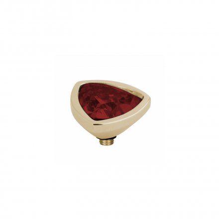 Element wymienny Meddy Melano Twisted M01SR Trójkąt Złoty Dark Red