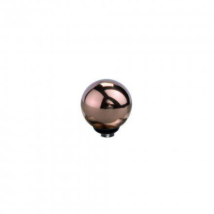 Element wymienny Meddy Melano Twisted M01SR Stal Różowe złoto Kulka