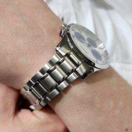 Zegarek Męski Adriatica na bransolecie A8277.51B3QF - Multifunction Swiss Made