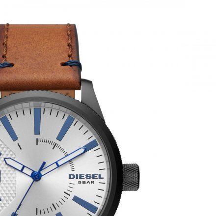 Komplet Diesel DZ1905 Zegarek Męski Na Pasku Z Kolekcji Rasp
