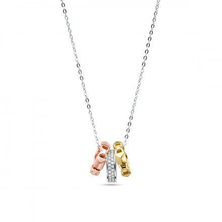 Biżuteria Michael Kors - Naszyjnik MKC1142AN998