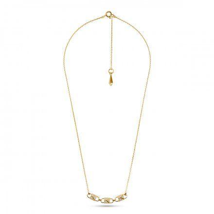 Biżuteria Michael Kors - Naszyjnik MKC1143AN710