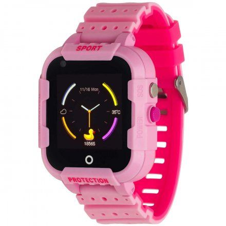 Smartwatch Garett Kids Star 4G RT Różowy