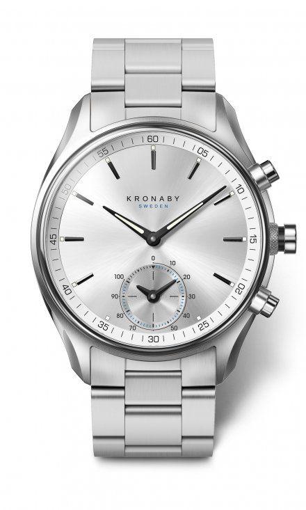 KRONABY S0715/1 Smartwatch Męski