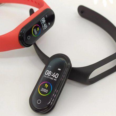 Czerwona opaska sportowa Smartband Marea B57006/1
