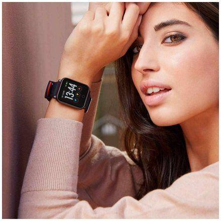 Czarno-szary Smartwatch Marea B57002/3