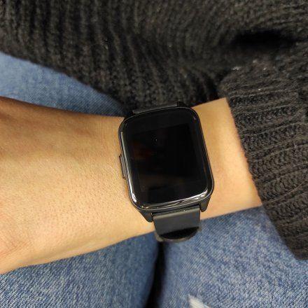 Czarny Smartwatch Marea B59001/1