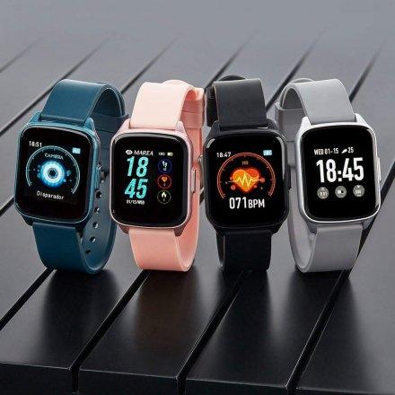 Różowy Smartwatch Marea B59001/4