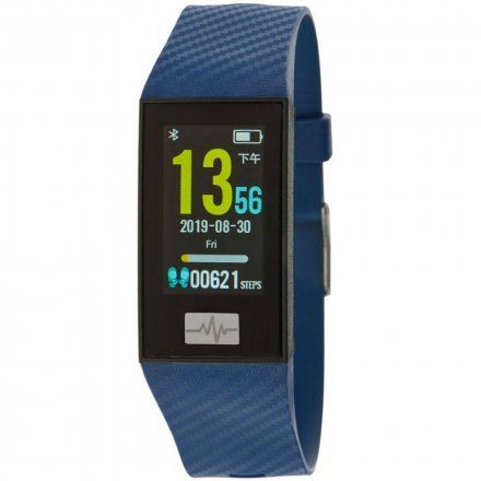 Granatowa opaska sportowa Smartband Marea B57004/2