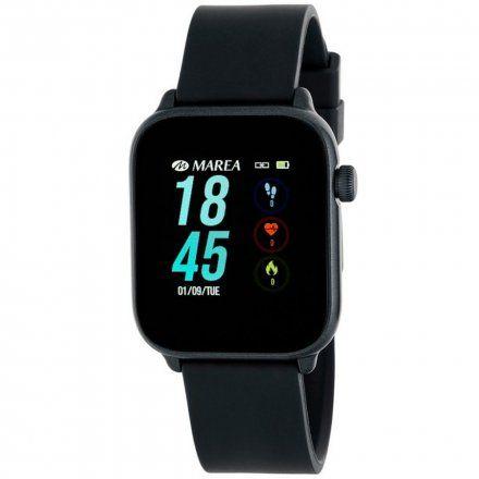 Czarny Smartwatch Marea B59002/1