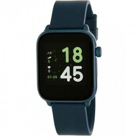Granatowy Smartwatch Marea B59002/2