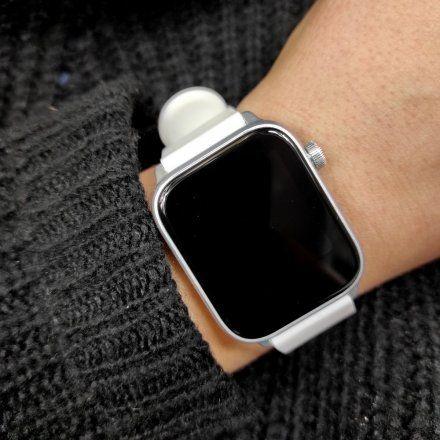 Biały Smartwatch Marea B59002/3