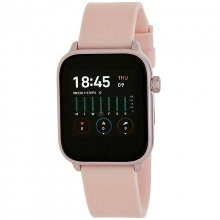 Różowy Smartwatch Marea B59002/4