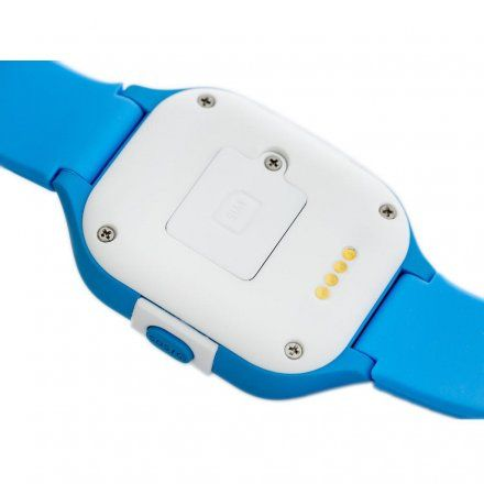 Niebieski smartwatch dziecięcy z GPS Pacific 08
