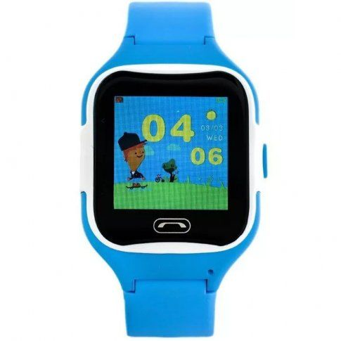 SMARTWATCH 8 BLUE