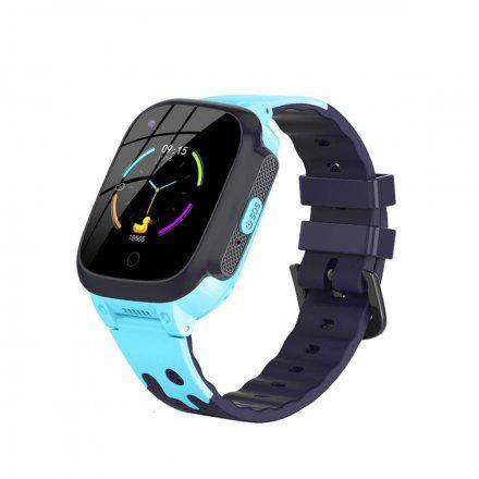 Smartwatch Garett Kids SPARK 4G Niebieski