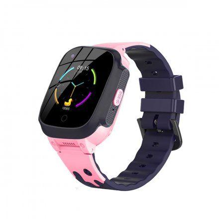 Smartwatch Garett Kids SPARK 4G Różowy
