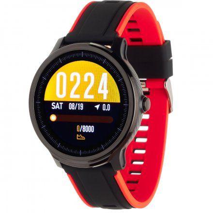 Smartwatch Garett Sport GYM Czerwony