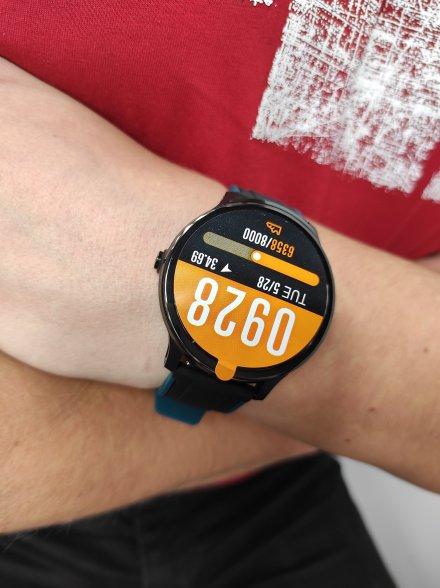 Smartwatch Garett Sport GYM Zielony