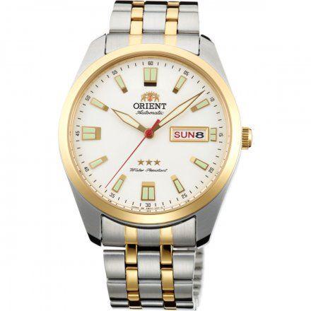 ORIENT RA-AB0028S19B Zegarek Męski Japońskiej Marki Orient AB0028S19B