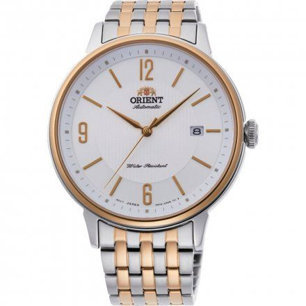 ORIENT RA-AC0J07S10B Zegarek Męski Automatyczny Japońskiej Marki Orient