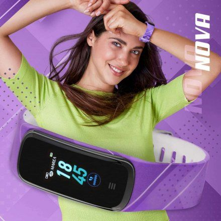 Opaska sportowa Smartband Marea Nova B58005/4