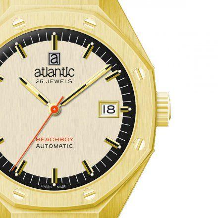 Zegarek Męski Atlantic Beachboy 58765.45.31