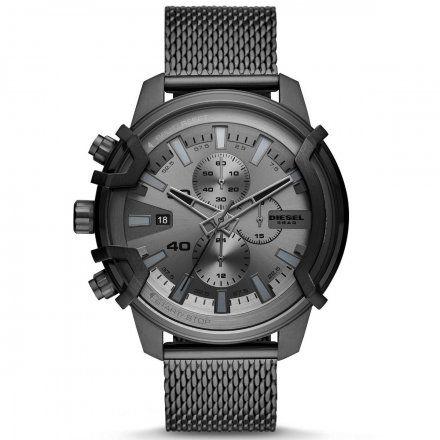 Diesel DZ4536 Zegarek Męski Na bransolecie Z Kolekcji Griffed