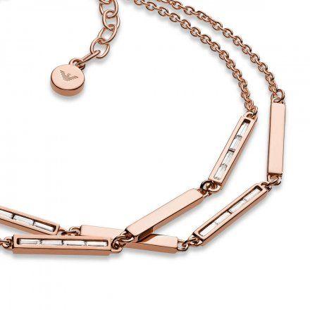 Bransoletka Emporio Armani EG3452221 Oryginalna Biżuteria EA