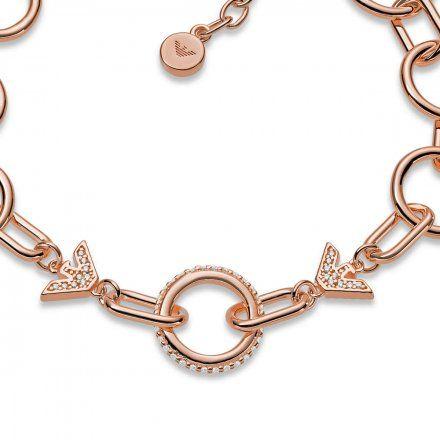Bransoletka Emporio Armani EG3460221 Oryginalna Biżuteria EA