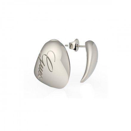 Biżuteria Guess kolczyki srebrne UBE79135