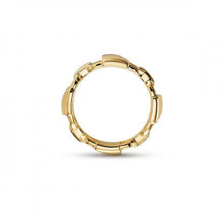 Biżuteria Michael Kors - Pierścionek MKC1024AN710  r.14