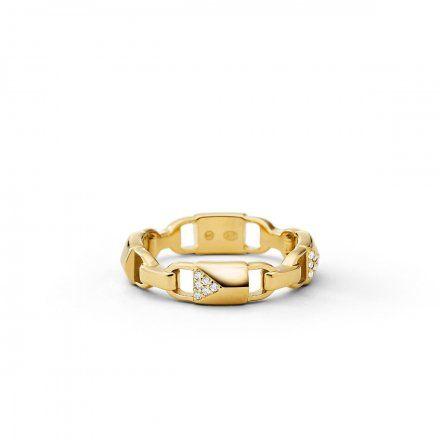 Biżuteria Michael Kors - Pierścionek MKC1024AN710  r.19